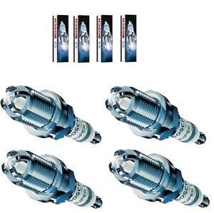Spark Plugs x 4 Bosch Super 4 Fits Audi A3 A4 A6 TT 1.8T Avant Set 8N3 8N9 8L1