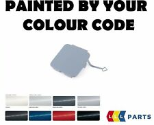 BMW NEW I3 SERIES FRONT BUMPER TOW HOOK EYE COVER PAINTED BY YOUR COLOUR CODE