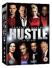 Hustle - Series 1-7 - Complete (DVD, 2012, 14-Disc Set)