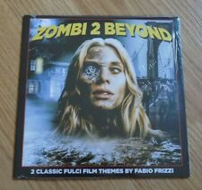 "Zombi 2 Beyond Fabio Frizzi Tour 7"" Lucio Fulci Horror Soundtrack Waxework Mondo"