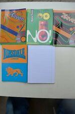Set 5 QUADERNONI di Laura Cortinovis Scuola Righe 1R Quaderni Senza Margine