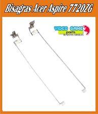 Bisagras Acer Aspire 7720ZG L&R Hinges AM01L000200 / AM01L000300