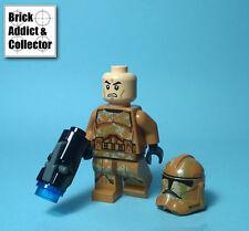 Lego 75089 Minifig Figurine Star Wars Genosis Clone Trooper