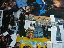 METALLICA - MAGAZINE POSTERS/CUTTINGS COLLECTION (REF X13)