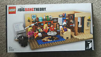 Lego The Big Bang Theory 21302  Brand NEW in Sealed Box