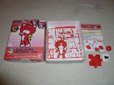 Boxed Petit Guy Burning Red Model Bandai Hg High Grade 1/144 Gundam Petit G Guy