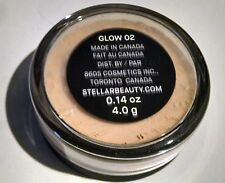 Stellar Cosmic Face Powder In Glow O2 .14 Oz Brand New
