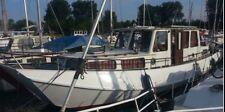 Führerscheinfrei Charter Einsteigerpreis Motor Yacht 12,40m Motorboot Atlantis