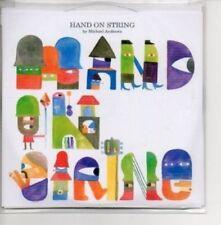 (AE400) Michael Andrews, Hand On String - DJ CD