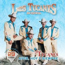 20 Exitos by Los Tucanes de Tijuana CD ALL CD'S ARE BRAND NEW AND FACTORY SEALED