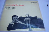 33RPM Jazz Vinyl The Swinging Mr. Rogers -Shorty Rogers and His Gaints 020713JDE