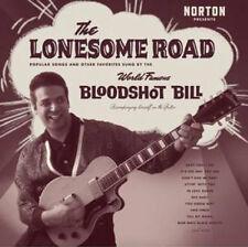 BLOODSHOT BILL 'Lonesome Road' LP NEW BBQ King Khan tandoori knights bollywood