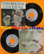 LP 45 7'' STAN RIDGWAY Camouflage Salesman 1985 holland I.R.S. 7220cd mc dvd*