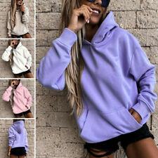 Женская толстовка с капюшоном женская осень зима толстовки топы джемпер пуловер Plus ❥