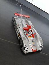 Rc Car Glattbahner Audi R8R Le Mans Carissma Rarität Vintage.Maßstab 1:10