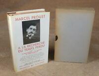 LA PLEIADE : MARCEL PROUST - A LA RECHERCHE DU TEMPS PERDU 3  / 1956