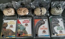 McDonalds 2020 Jurassic World - Complete Set Of 8 - On Hand
