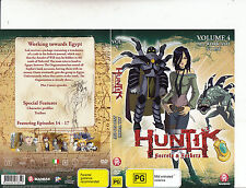 Huntik:Secrets and Seekers-Vol 4-[96 min Episodes 14-17]-Animated HSAS-DVD