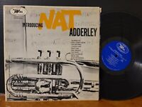 Introducing Nat Adderley Horace Silver Cannonball Adderley Roy Haynes P Chambers