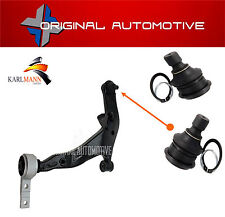 Pour nissan murano 2002-2007 front suspension lower wishbone bras balljoints 2 pces