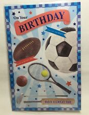 On Your BIRTHDAY HAVE A GREAT DAY - Greeting Card