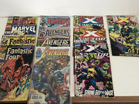 Marvel Comic Bundle- X Factor+ Avengers+ Marvel Age+ Fantastic Four 80's 90s (20