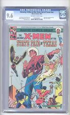 Uncanny X-Men at the State Fair of Texas - 1983 - CGC 9.6