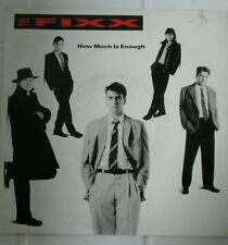 """The Fixx - How Much Is Enough 7"""" Single *BOGOF on 7"""" Singles!*"""