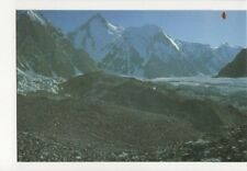 Gasherbrum I Kara Koram Pakistan Postcard 449a