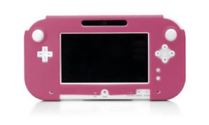 Wii U Gamepad Silicone Jacket - Pink