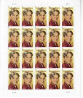 US SCOTT 4525 PANE OF 20 HELEN HAYES STAMPS FOREVER MNH