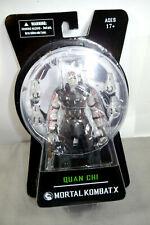 Mortal Kombat x Quan Chi Action Figure Mezco Toyz New (KB9)
