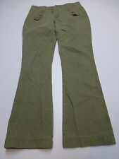 Levis Womens Size 10M Green Bootcut Jeans Great Condition