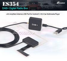 Ricevitore DAB ES354 Autoradio Erisin Android Radio digitale Decoder Antenna