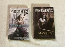 Patricia Briggs Masques and Wolfsbane