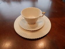 "LENOX ""CRETAN"" PATTERN TRIO, PLATE, CUP, SAUCER MADE IN U.S.A. set#105"