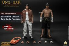 Storm toys 1/6 Ong-Bak The Thai Warrior Ting Tony Jaa W/Two Head and Body Figure