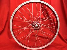 oldschool 100% NOS Cult classic SUMO BMX front wheel 20x1.75  36H high flange