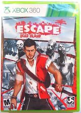 Escape Dead Island (Microsoft Xbox 360, 2014) BRAND NEW SEALED