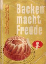 Dr. Oetker Backen macht Freude Handbuch der Hausbäckerei von Dr. August Oetker (
