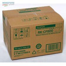 FUJI T RK-CF800 Fotopapier 10x15 cm für Quick Print Station / AS
