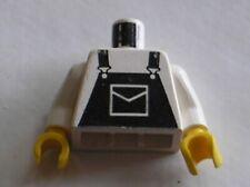 Buste torse Minifig LEGO torso ref 973p1a / Set 9702 6542 6361 6393 6541 6543...