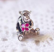 Brand New Genuine Authentic Silver Pandora Disney TIGGER Charm bead - 792135EN80
