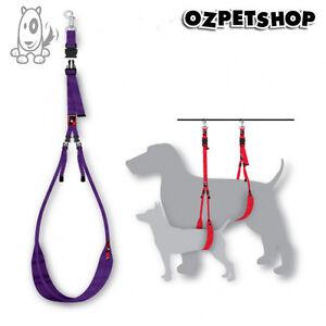 BlackDog - Black Dog Wear Adjustable Grooming Body Sling - Restraint