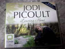 Leaving Home by Jodi Picoult (Audio Book on CD) GM3