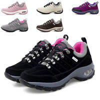 Women's Air Cushion Athletic Sneakers Outdoor Sports Running Shoes Tennis Gym