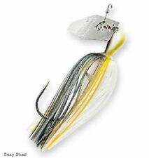 Z Man Chatterbait Elite Bladed Skirted Swim Jigs [1/2oz, 3/8oz, Choose Color]
