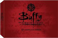 *NEW* BUFFY THE VAMPIRE SLAYER - The Complete Series 39-Disc DVD Box Set NTSC