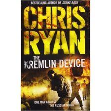 Chris Ryan - The Kremlin Device *NEW*  + FREE P&P