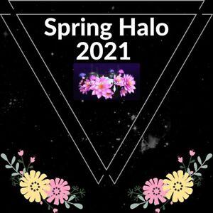 Spring Halo 2021 + 300k diamonds - Royale High - Virtual Item (READ DESCRIPTION)